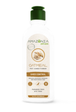 Amazonia Pet Care Amazonia Oatmeal Shed Control Pet Conditioner 16.9oz