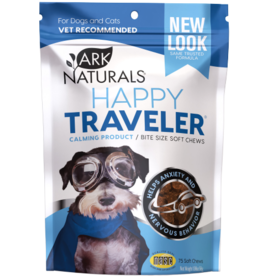 ARK NATURALS Ark Naturals Happy Traveler Calming Product Chews 75 ct
