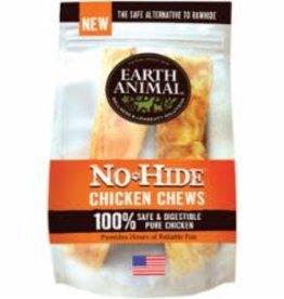 "Earth Animal Earth Animal Dog Treat No-Hide Chew Chicken 4"" 2pk"