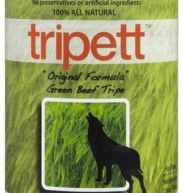 Tripett Tripett GF Original Green Beef Tripe K9 13oz 17150