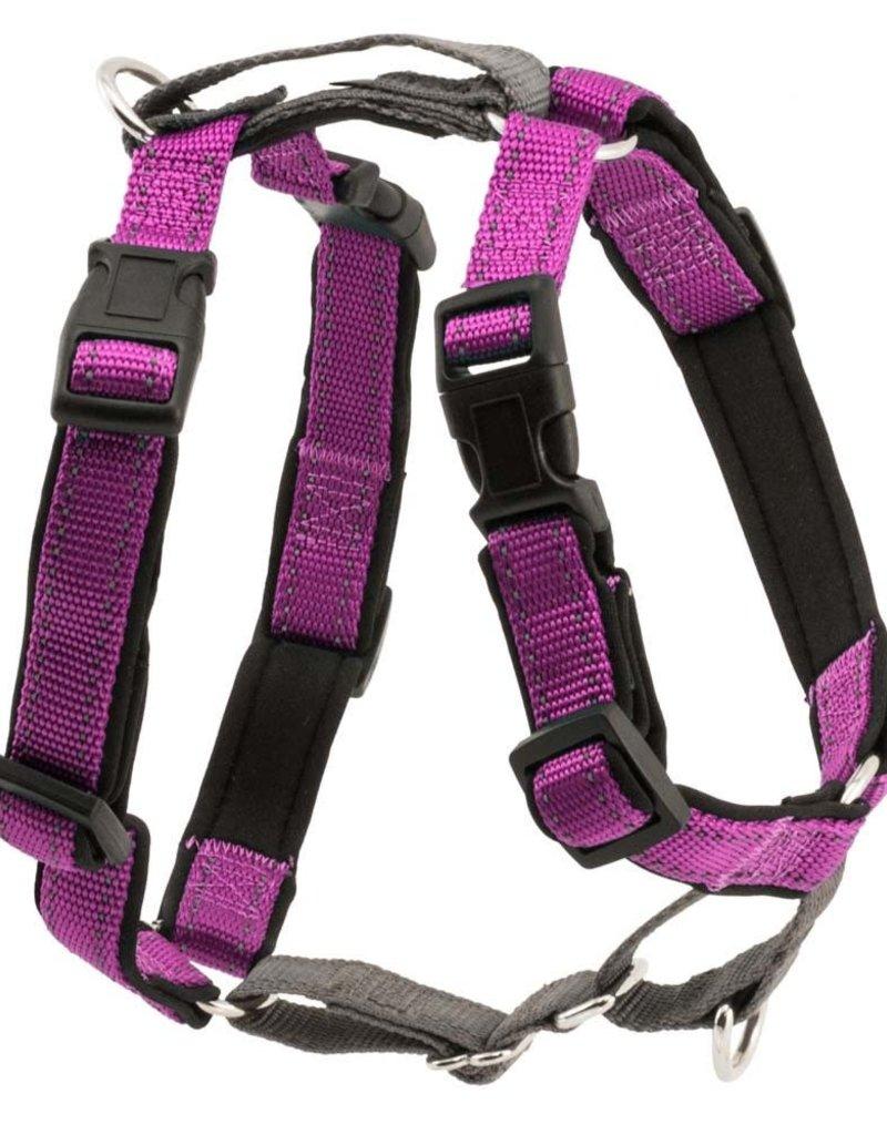 RADIO SYSTEMS CORP.(PET SAFE) PetSafe 3 in 1 Dog Harness Meduim Plum