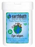 EARTHBATH/EARTHWHILE ENDEAVORS Earthbath Eye Wipes 25ct