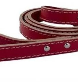 Euro-Dog Euro-Dog 6ft Leash Red Medium