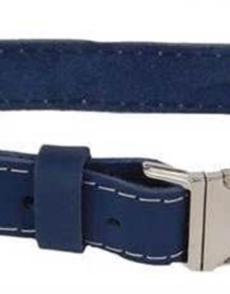 Euro-Dog Euro-Dog Quick Relase Collar Navy XL