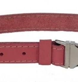 "Euro-Dog Euro-Dog Quick Release 1in Collar 18-22"" Coral Large"