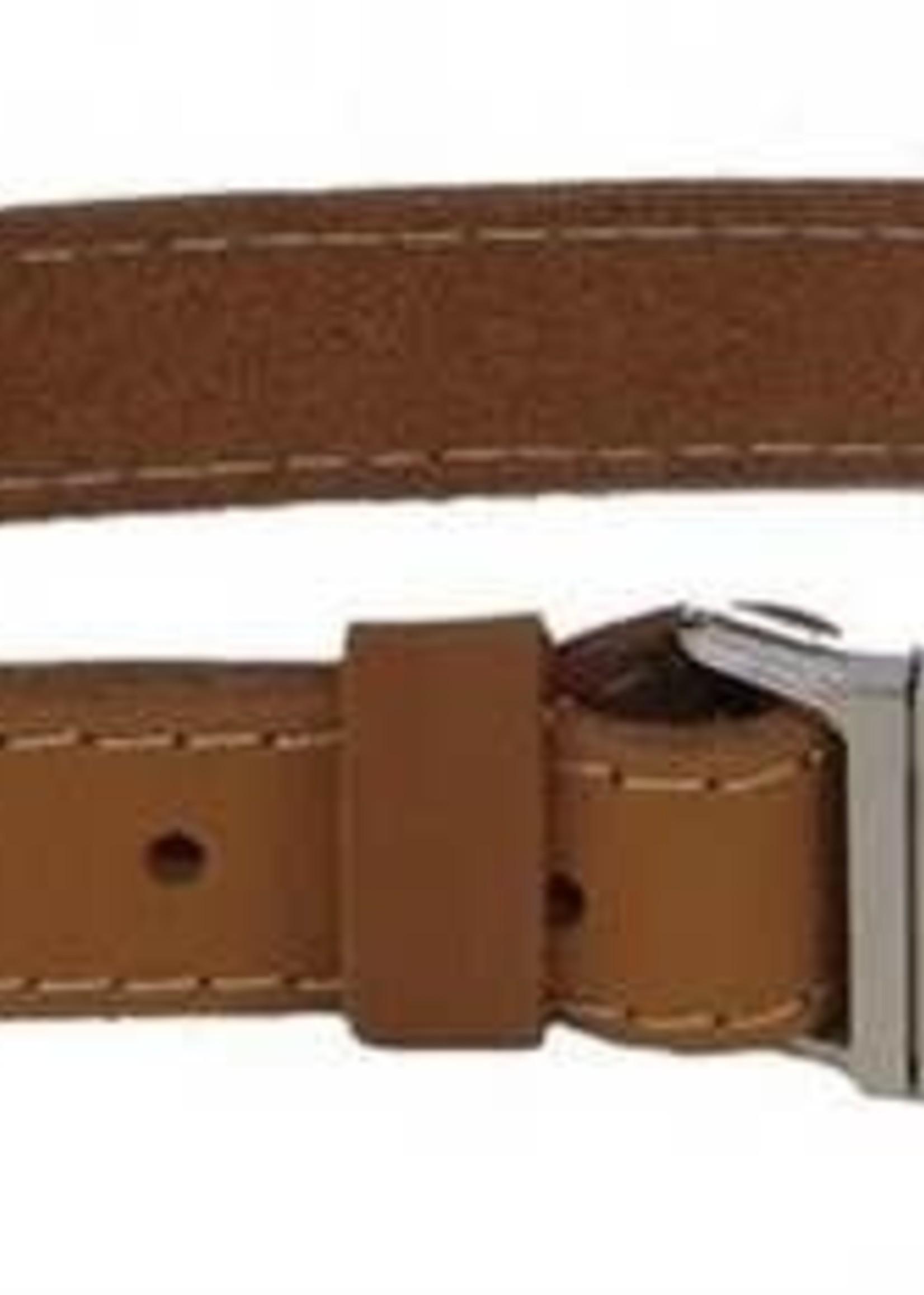 Euro-Dog Euro-Dog Quick Release Collar Tan Small