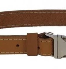 Euro-Dog Euro-Dog Quick Release Collar Tan Small