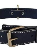 Euro-Dog Euro-Dog Traditional Collar Black XL