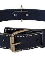 Euro-Dog Euro-Dog Traditional Collar Black XS