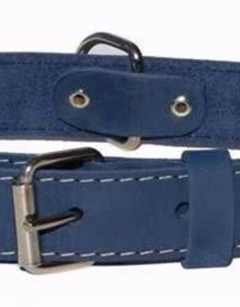 Euro-Dog Euro-Dog Traditional Collar Navy Medium