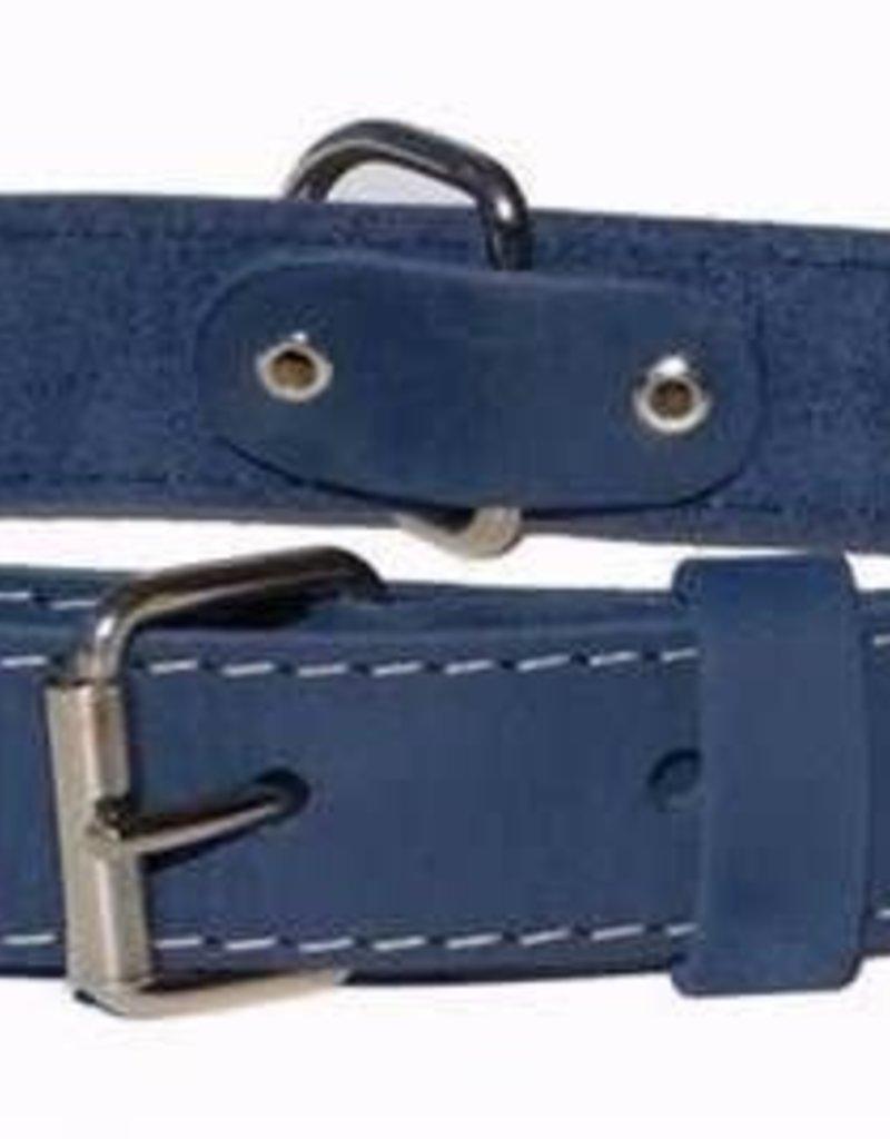 Euro-Dog Euro-Dog Traditional Collar Navy XS