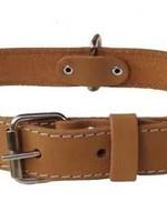Euro-Dog Euro-Dog Traditional Collar Tan Large