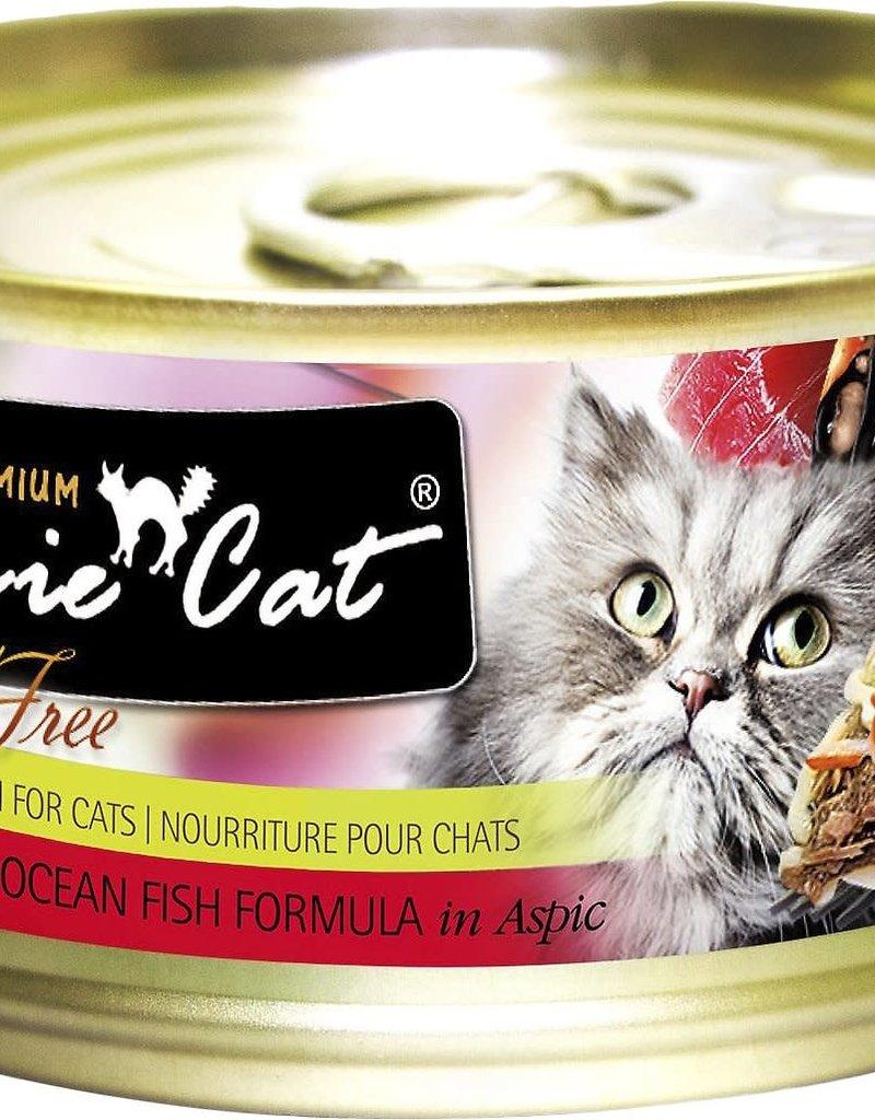 Fussie Cat Fussie Cat Can Premium Tuna with Ocean Fish
