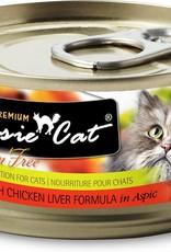 Fussie Cat Fussie Cat Can Premium Tuna with Chicken Liver 2.8oz