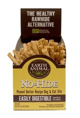 Earth Animal Earth Animal Dog Treat No-Hide Stix Peanut Butter Single