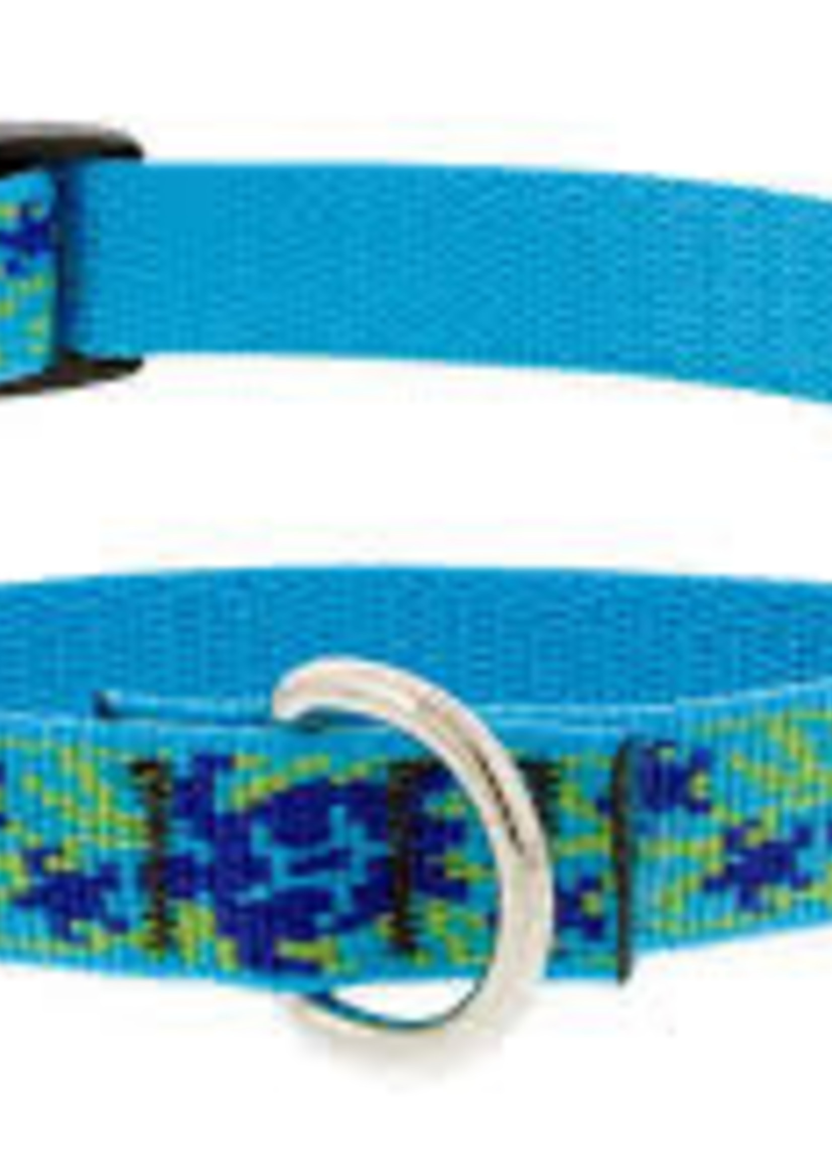 """LupinePet Lupine Turtle Reef 3/4"""" Martingale Collar"""