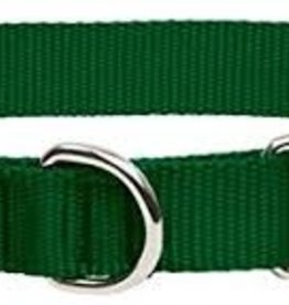 """LupinePet Lupine 1"""" Green Martingale 15""""-22"""""""