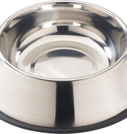 Spot Spot Stainless Steel Mirror Finish No-Tip Dog Bowl 64oz