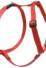 """LupinePet Lupine Roman Harness 1"""" 20""""-32"""" RED"""