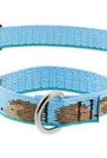 """LupinePet Lupine LIMITED EDITION Martingale 3/4"""" Hedgehogs 10-14"""""""