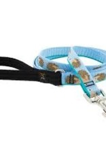 """LupinePet Lupine LIMITED EDITION Leash 3/4"""" Hedgehogs 6'"""