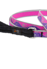 LupinePet Lupine HL 1in Pink Paws 6ft Leash