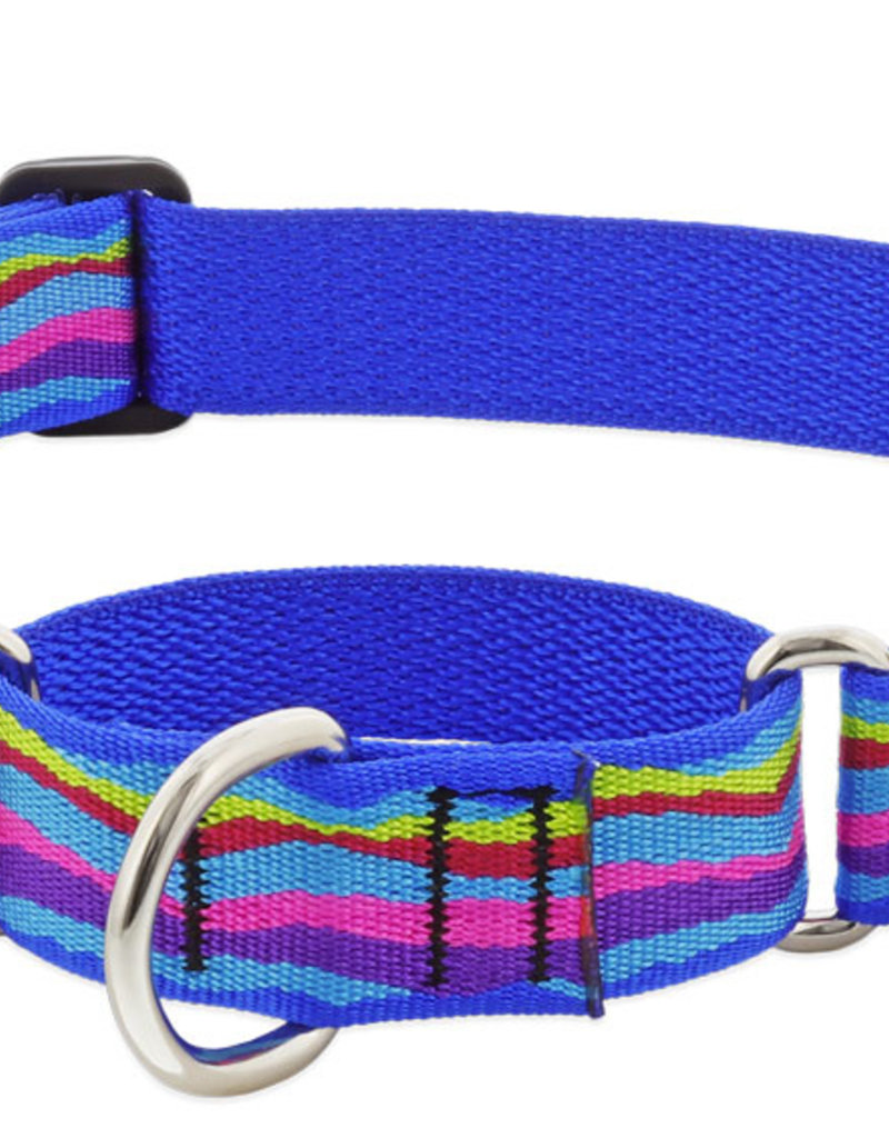 LupinePet Lupine 3/4in Ripple Creek 14-20 Martingale