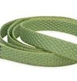 """LupinePet Lupine 1"""" Moss 4ft Leash"""