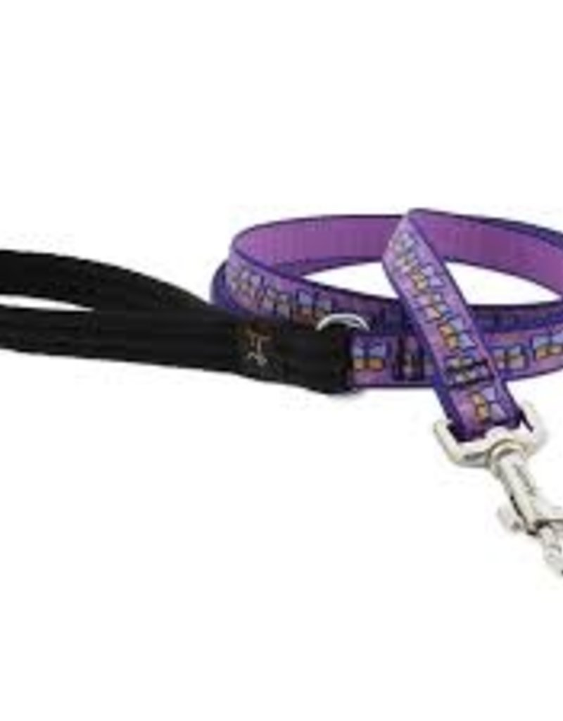 LupinePet Lupine 3/4in Flutterby 6ft Leash