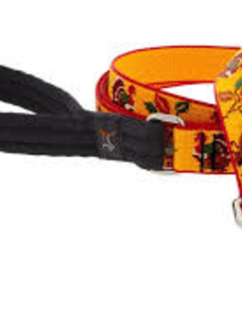 LupinePet Lupine 1in Turkey Trot 6ft Leash