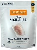 Nature's Variety Instinct Cat Frozen Raw Rabbit Bites 1.25 lbs