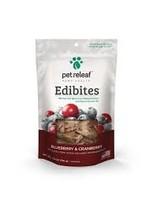 Pet Releaf Pet Releaf Edibites Lrg Brd Blueberry/Cranberry 7.5 oz