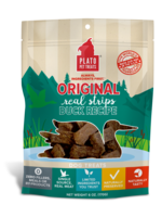 Plato Pet Treats - KDR Plato Duck Strips 3oz