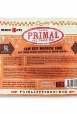 Primal Primal Dog Frozen Marrow Bone Med. 1 ct