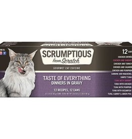 Scrumptious Scrumptious Taste of Everything Variety Pack 2.8oz