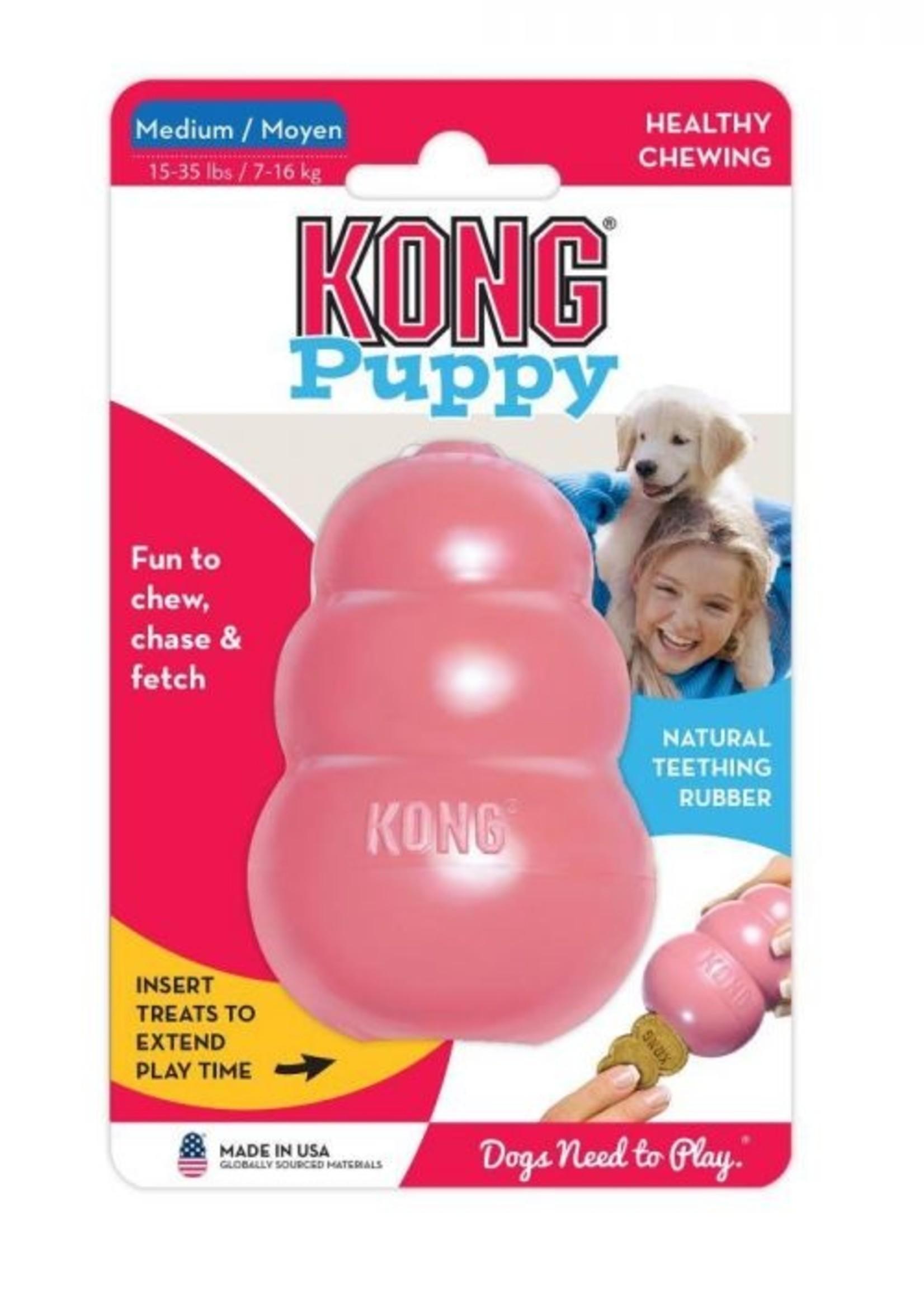 The Kong Company Kong Medium Puppy
