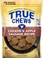 TYSON PET PRODUCTS INC. True Chews Chicken/Apple sausage 12oz