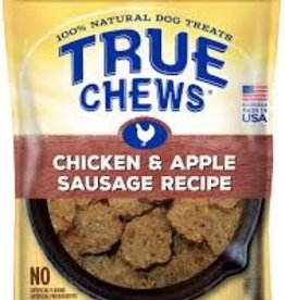 TYSON PET PRODUCTS INC. True Chews Chicken/Apple sausage 12oz