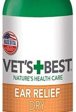 Vet's Best Vet's Best Ear Relief Dry 4oz