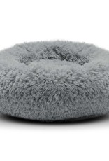 Dallas Manufacturing Company Dallas Manufacturing Russian Hat Long Fur Cat Bed 16in Round