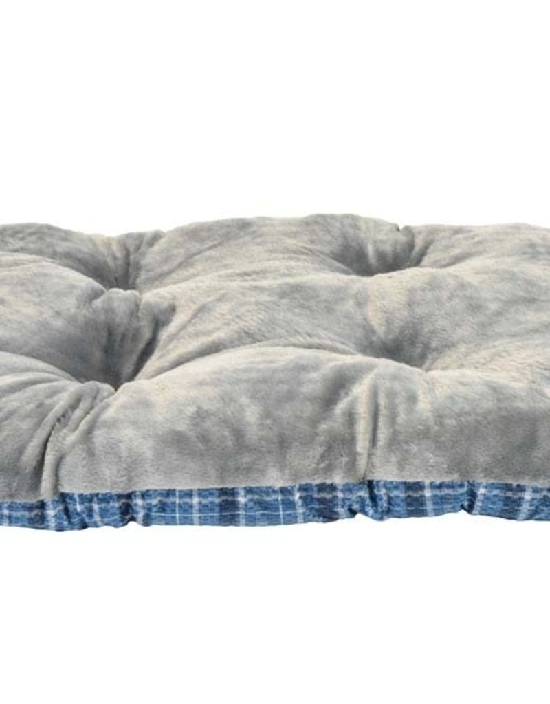 CENTRAL PET HOME ESSENTIALS DMC Dallas Manufacturing Reversible Tufted Pet Bed 30x40