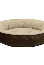 Dallas Manufacturing Company Dallas Manufacturing Tufted Round Dog Bed 24in