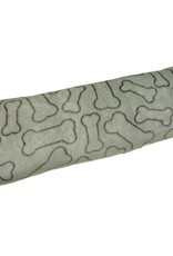 Ethical Product Inc./Fashion Pet/Lookin Good Ethical Snuggler Bones Blanket Gray 30X38
