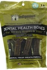 Indigenous Indigenous Dental Bone Fresh Breath 17z 13 treats