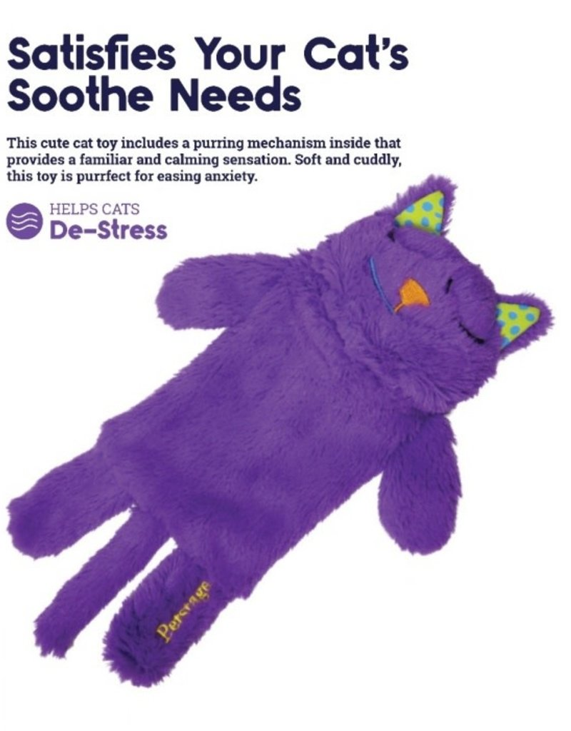 PetStages Petstages Purr Pillow Kitty Cat Toy