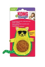 KONG COMPANY LLC Kong Wrangler AvoCATo Cat Toy