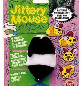 ETHICAL PRODUCTS, INC. Ethical Products Spot Plush Jittery Mouse Assorted 3in