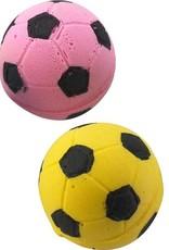 Ethical Product Inc./Fashion Pet/Lookin Good Spot Sponge Soccer Balls Cat Toy 4pk