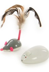 WORLDWISE INC / PET LINKS Petlinks Cheese Chaser Remote Controlled Mouse Cat Toy