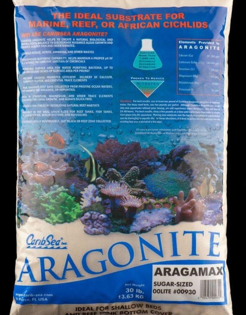 CARIBSEA INC CaribSea Aragamax Dry Aragonite 30lb